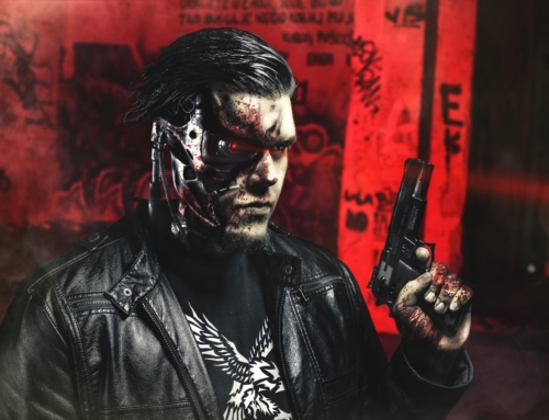 "Terminator & short ""how it's made"""